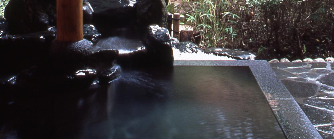 貸切専用露天風呂