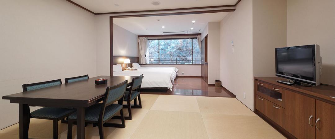 和洋室(301~305号室、401〜405号室、417号室、418号室)