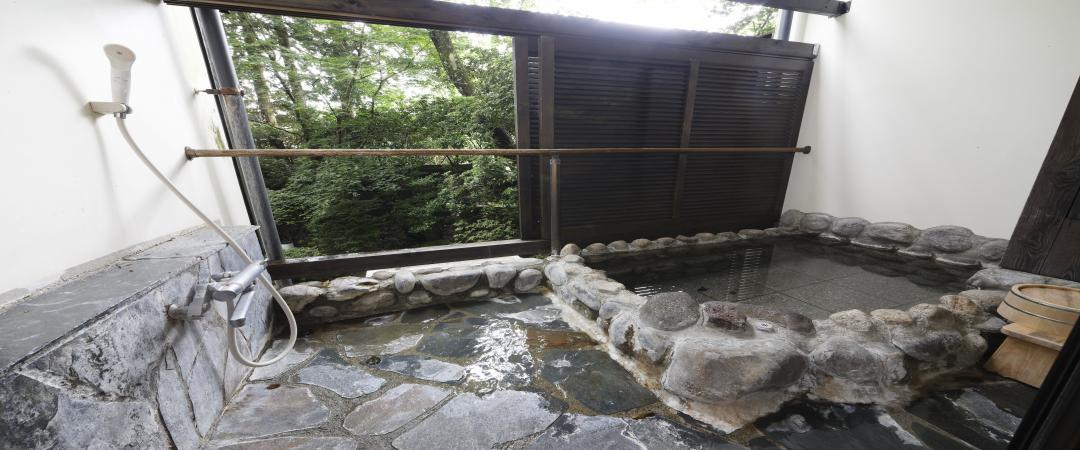 1階露天風呂付モダン和室(禁煙)