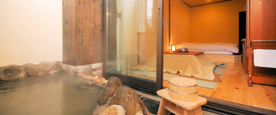 1階露天風呂付和室(禁煙)