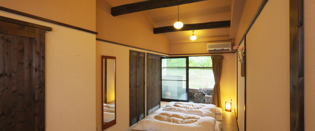 2階露天風呂付和室(禁煙)