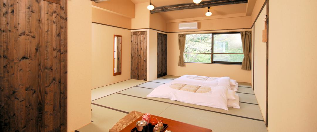 2階一般和室(禁煙:バス無・トイレ付)